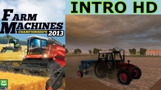 Farm Machines Championships 2013 INTRO