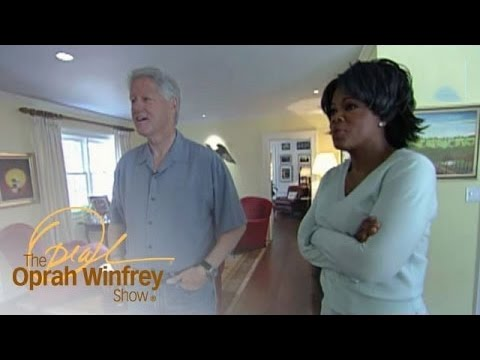 Tour the clintons 39 chappaqua new york home the oprah Bill clinton address chappaqua