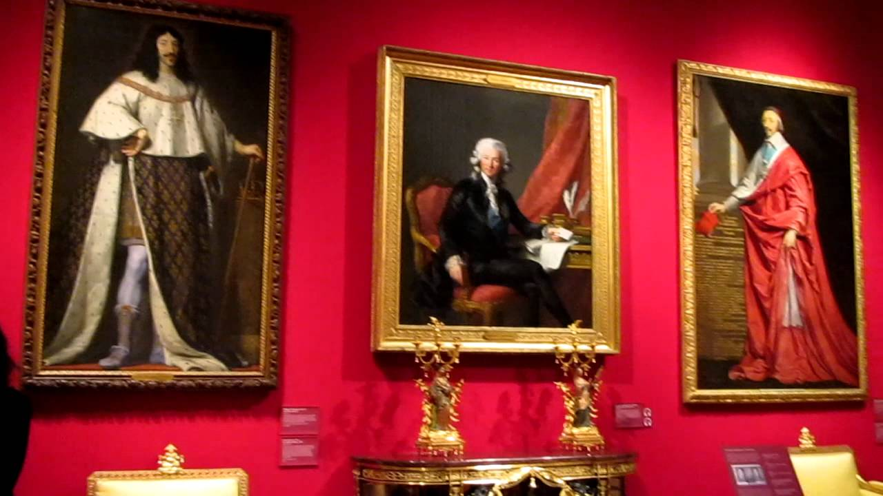 The Queen's Gallery at Buckingham Palace - YouTube