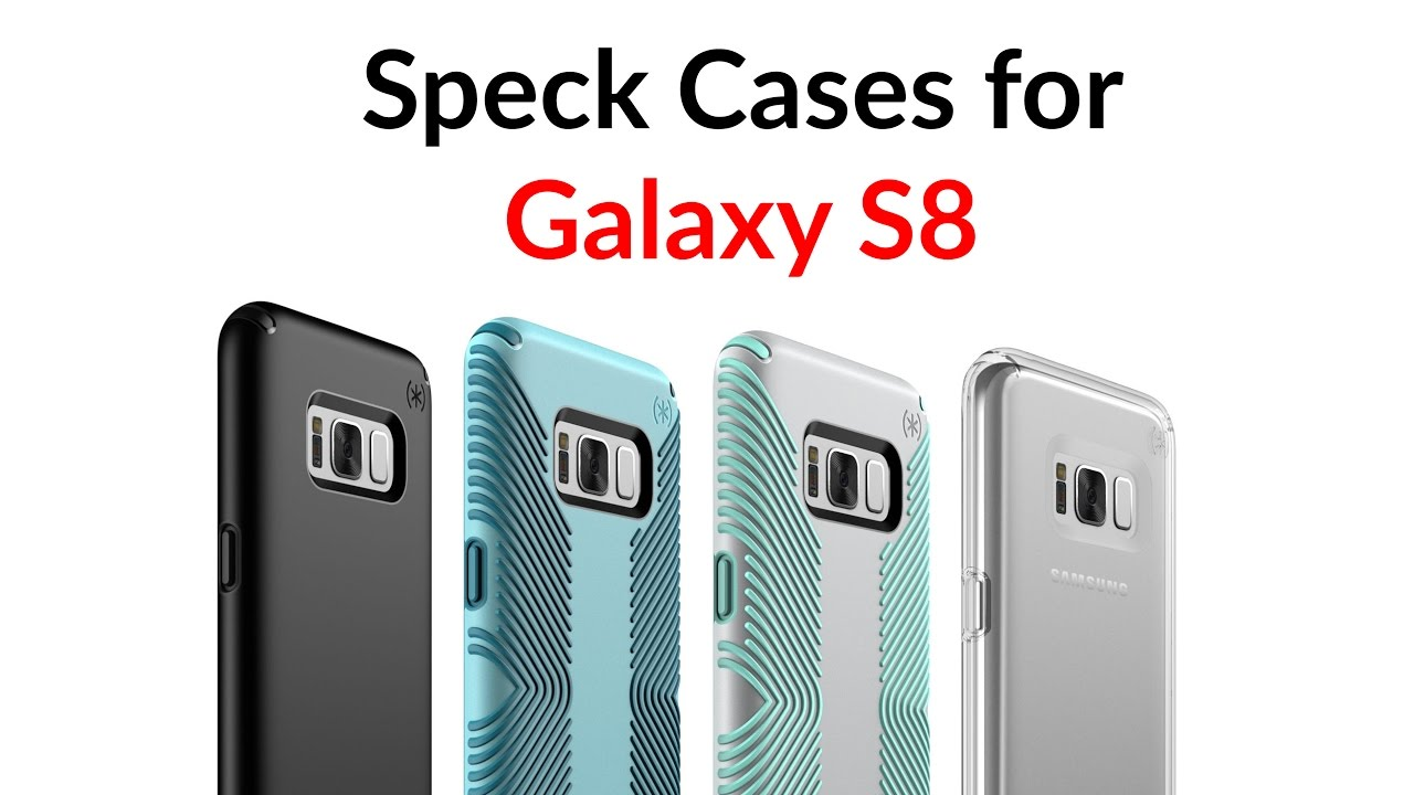 samsung galaxy s8 plus speck case