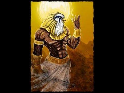 Horus Dios Egipcio Youtube