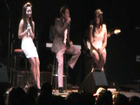 COCOJAM together with Angeline Quinto in Calgary
