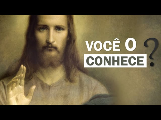 Quem é Jesus - Novo Vídeo!