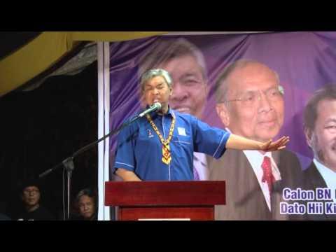 Datuk Seri Dr Ahmad Zahid Hamidi 20160429