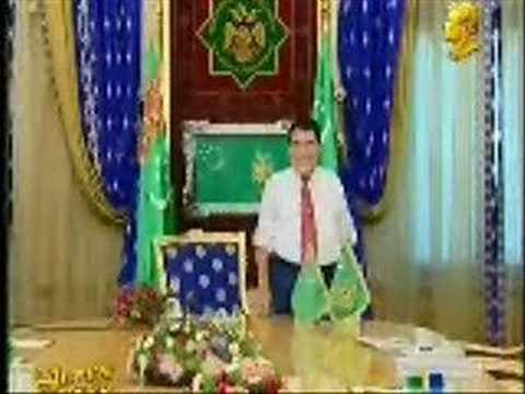 Turkmenistanyn Ozalky Prezidenti