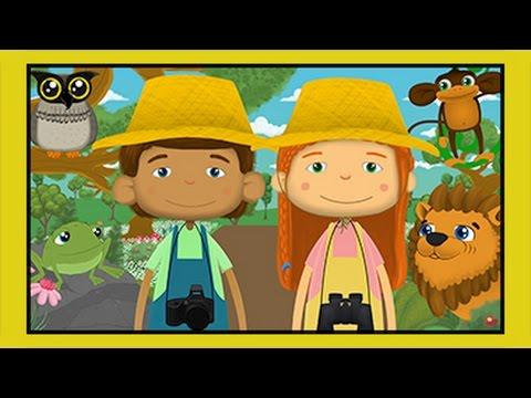 Haydi Ormana Gidelim | Hayvanlar Şarkısı | Edis Ile Feris | Eğitici Çocuk Şarkıları