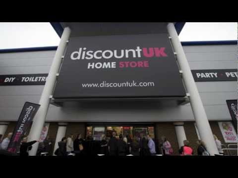 DiscountUK Newport Radio Advert