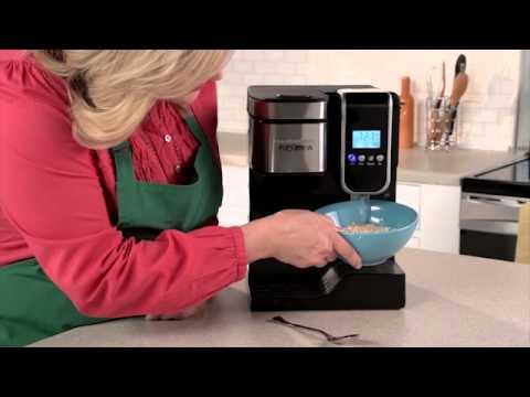 Hamilton Beach Flexbrew Single Serve Coffeemaker With Hot Water
