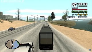 First-Person mod - GTA San Andreas - Trucking Mission 8