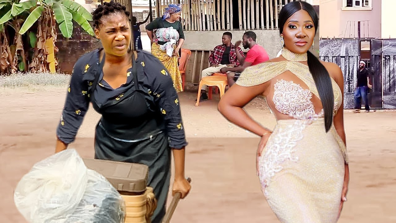 Download New Mercy Johnson Movie Now On Youtube - 2021 Latest Nigerian Nollywood Movie Full HD