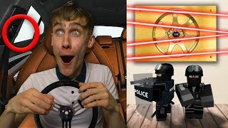 TAKE THE MOST EXPENSIVE CAR! (Roblox Robbery)