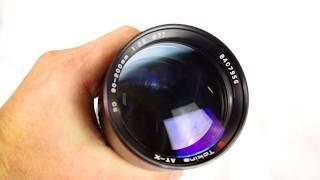 Tokina 80-200mm f/2.8 lens review Pentax K-70
