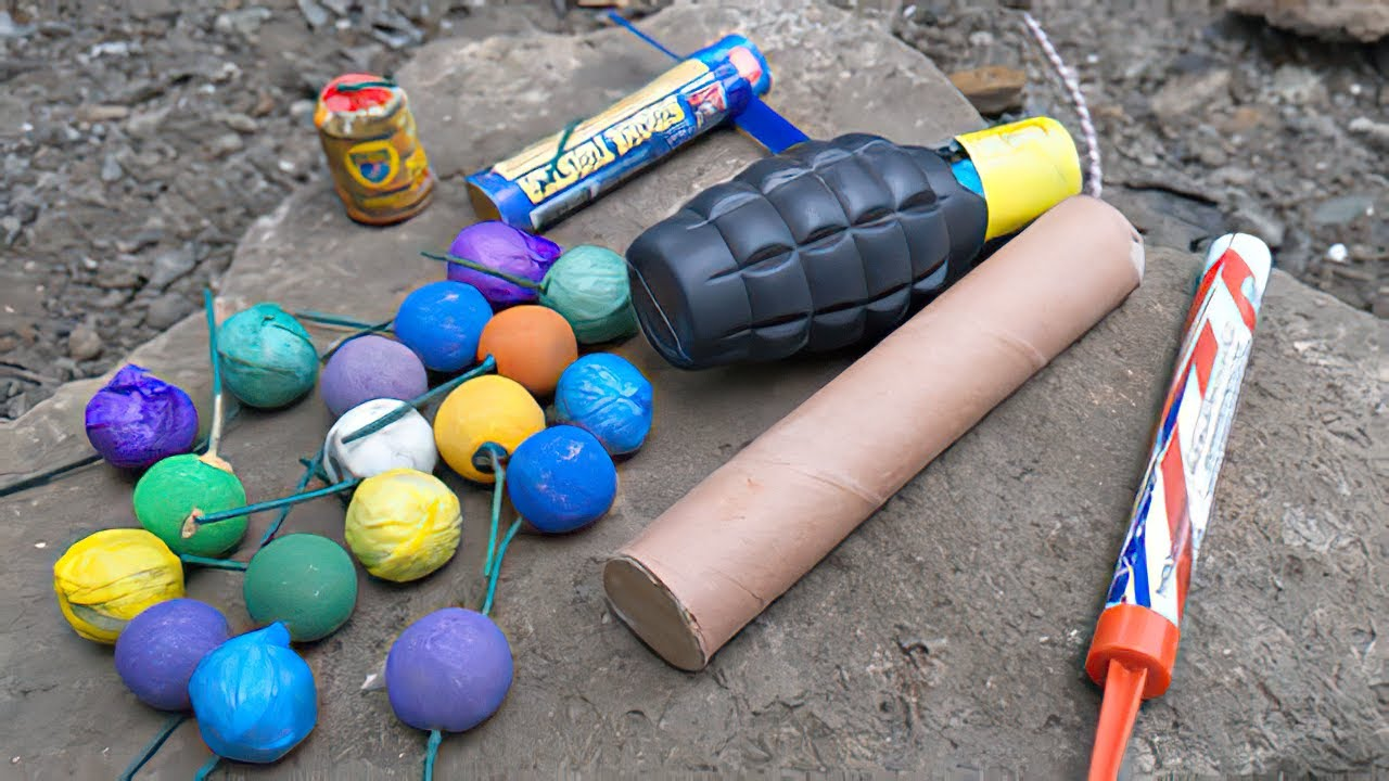 Download Which Smoke Bomb FIREWORKS Are The Best?