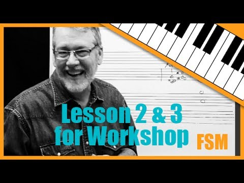 Horn Arranging Workshop, Reviewing Lessons 2 & 3, Session 34