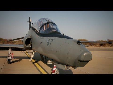 South African Air Force 85 Combat Flying School - BAE Hawk MK120