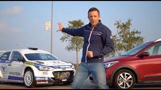 Najskuplji Hyundai na testu! Hyundai i20 R5 vs i20 Active - Juraj Šebalj