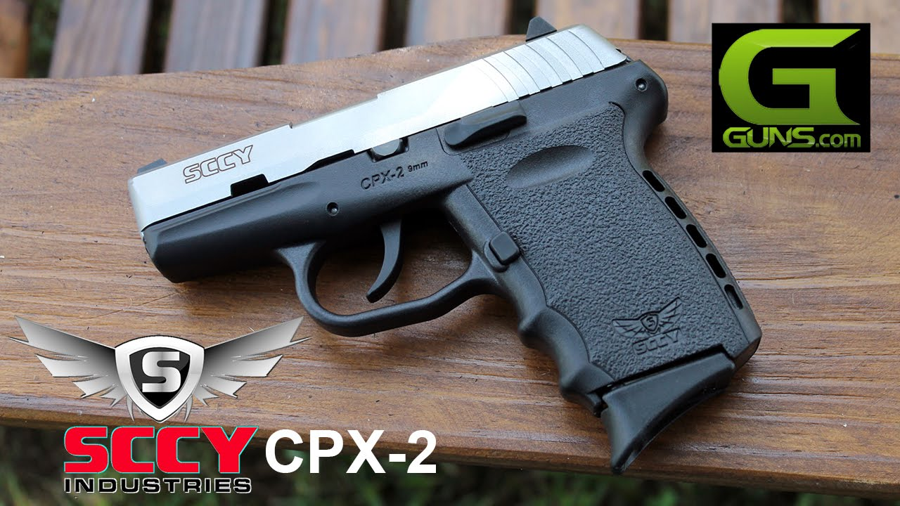 Gun Review: Sccy CPX-2 (VIDEO) - GAT Daily (Guns Ammo Tactical)