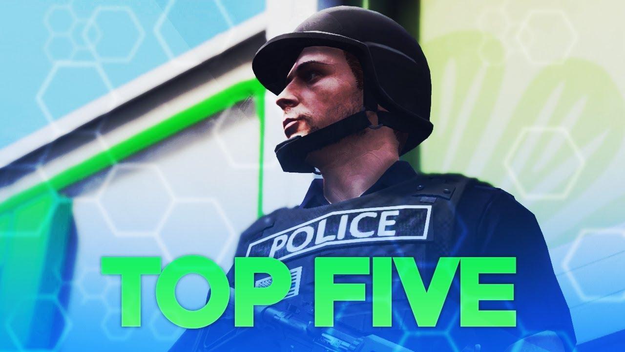 TOP 5 LSPDFR MODS (2018)
