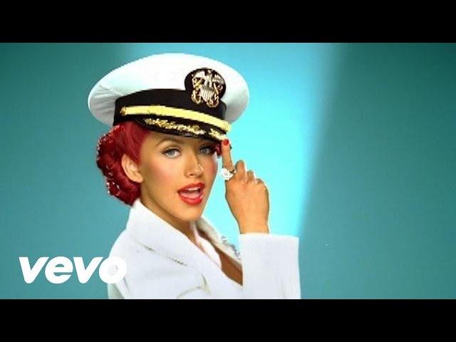 Christina Aguilera - Candyman (Regular Version)