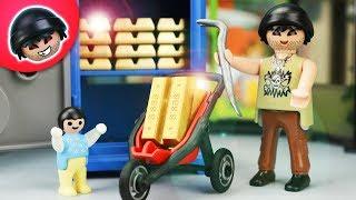 Baby Kunos ERSTES WORT - Playmobil Polizei Film - KARLCHEN KNACK #199
