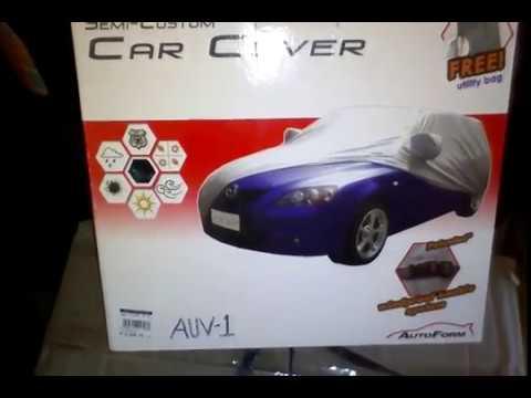 Autoform Car Cover AUV Good For Suzuki Ertiga YouTube - Show car cover