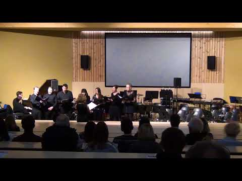 UEA Music Society Choir - All Bells in Paradise (John Rutter)