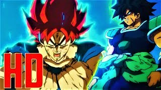 Dragon Ball Super Broly English Dub NEW SCENE And HQ Scans