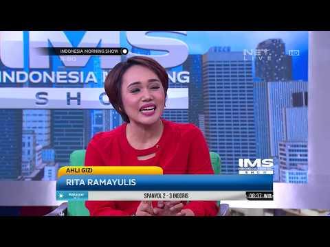 Talkshow - Stunting dan Gizi Buruk Jadi Tantangan Untuk Indonesia- IMS