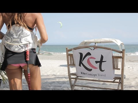 Kitesurf in El Yaque - Venezuela with Kite C Travel