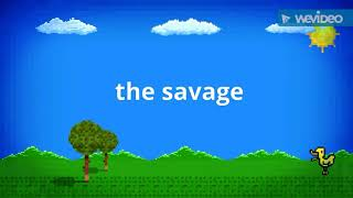 THE SAVAGE FT. TONI SO COOL