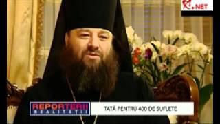 Părintele Mihail Jar, Stareţul Mănăstirii Bănceni din Ucraina - Tată pentru 400 de suflete