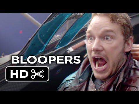 Guardians of the Galaxy Bloopers (2014) - Chris Pratt, Lee Pace Movie HD