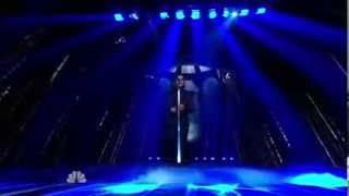 andrew de leon semi finals americas got talent 2012