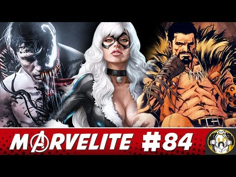 Sony's Silver Sable & Black Cat Movie Synopsis Sounds Crazy & Runaways Update | Marvelite #84