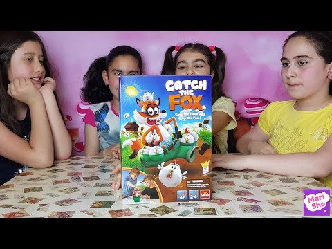 Catch the Fox Game | Mari Sho