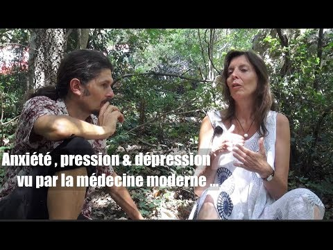 Anxiété , pression et dépression vu par la médecine