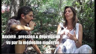 Anxiété , pression et dépression vu par la médecine , épisode 5 - www.regenere.org