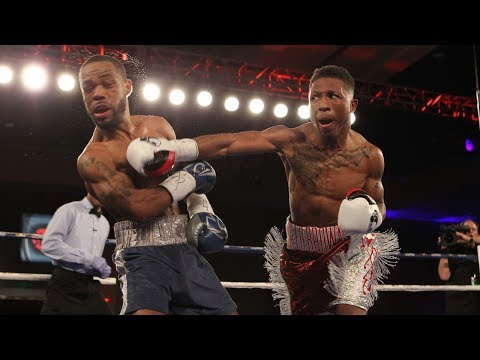 Joshua Greer KOs James Gordon Smith | ShoBox: The New Generation