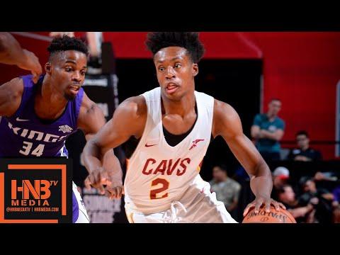 Cleveland Cavaliers vs Sacramento Kings Full Game Highlights / July 11 / 2018 NBA Summer League