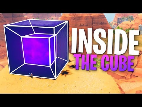 Inside The Cube Explained! (Fortnite Story Theory)