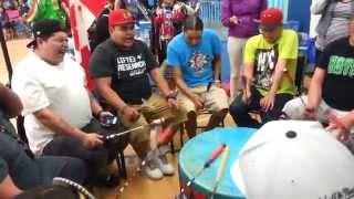 Young Spirit  Round Dance 2015 Creston BC
