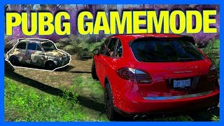 Forza Horizon 3 Online : NEW PUBG GAMEMODE!! **battle royale**