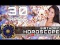 April 30 - Birthday Horoscope Personality