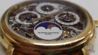 Швейцарские часы Vacheron Constantin. Разбираем механизм.(, 2015-07-08T09:27:43.000Z)
