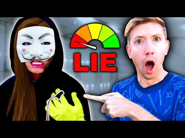 IS HACKER GIRL a LIAR? (Lie Detector Test on Project Zorgo to Find the Truth)