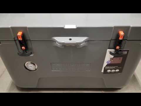 Frigidaire & Lerpin 70-Quart Extreme Rotomolded Hard Cooler Review