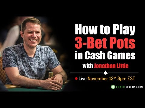 Use 3-Bets To CRUSH Cash Games!