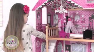 KidKraft Amelia Dollhouse for Barbie Dolls at http://cdolls.co.uk