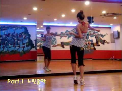 Snsd-Tell Me Your Wish(dance Tutorial Part1)
