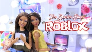 The Darbie Show: Roblox Video Game Edition - Massive Multiplayer Online Gameplay - 4K